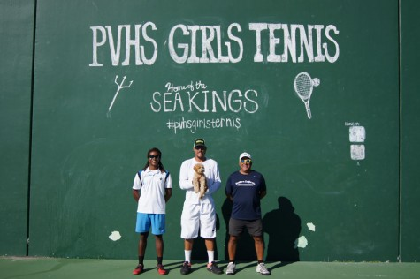 Girls' Tennis Swings into season with a new set of coaches