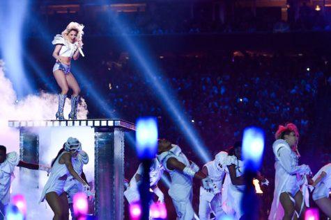 Lady Gaga Halftime performance