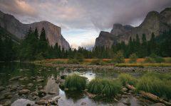 """""""Firefall"""" at Yosemite"""