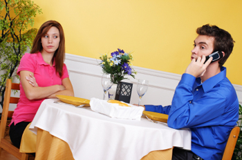 What not to do on a date