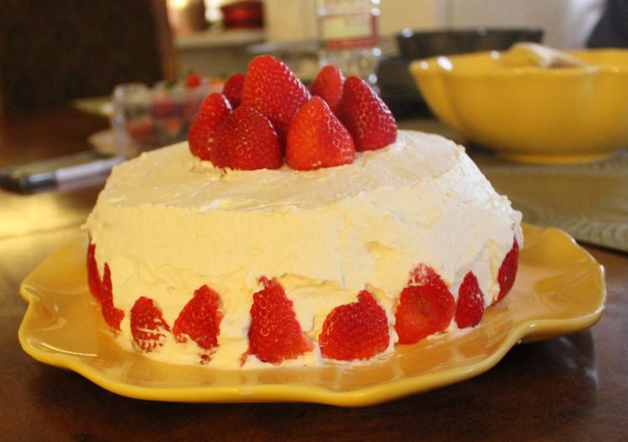 Cooking With Ellise: Strawberry Shortcake
