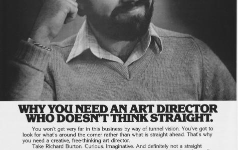 Richard Burton and the Artist Inside