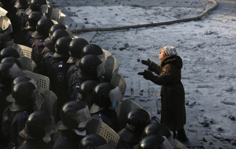 Turmoil in the Ukraine
