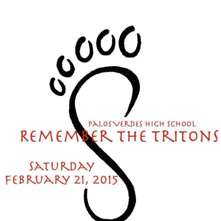 Remember the Tritons Walk