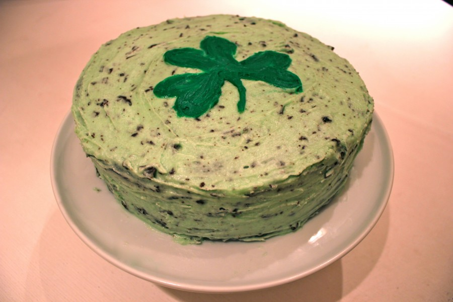 Recipe Idea for an Extra Sweet St. Patrick's Day