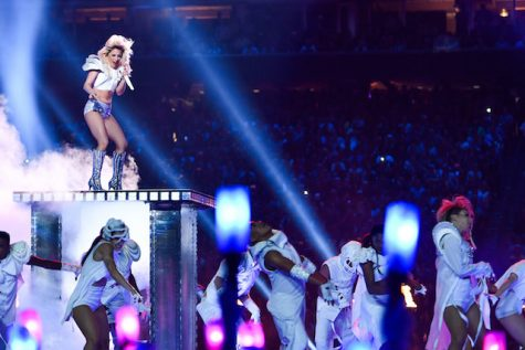 Lady Gaga Halftime performance