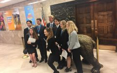 PV students lobby in state capitol