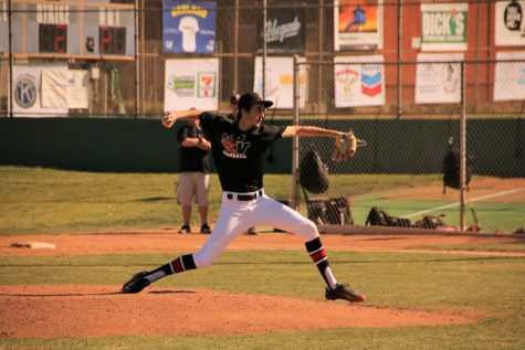On The Mound with Pitcher Lucca Catallo