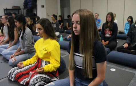 New Mindfulness Class Brings Self-Awareness to PVHS