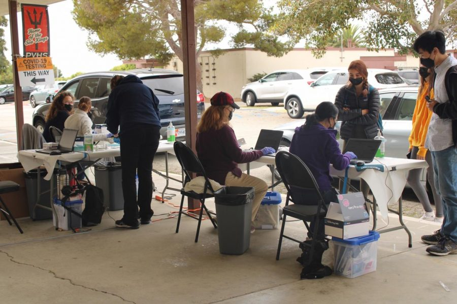 PVPUSD's Efforts to Fight COVID
